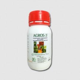Abono biologico y fluidificante Agros-3 250 cc.