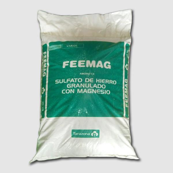 Engrais de sulfate de fer feemag de 25 kg - Sulfate de fer pelouse ...