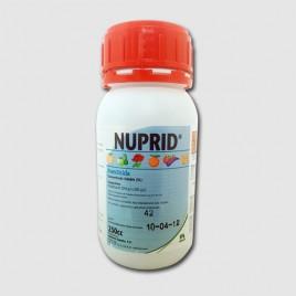 Insecticida NUPRID de 250 cc (IMIDACLOPRID 20%)