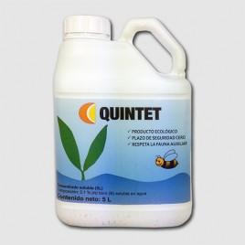 Protector biologico contra hongos Quintet Forte 5 lt