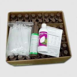 Pack inyect with insecticide (56 injections + insecticide + injectors)