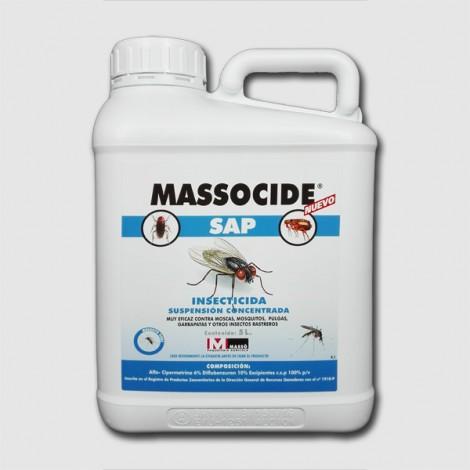 Insecticida Massocide SAP de 5L