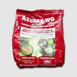 Insecticida Azufre WG Masso 500gr JED