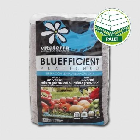Abono Bluefficient 12-8-18 (1000Kg - Palet 40x25Kg)
