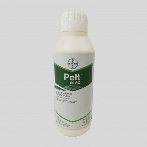 Fungicida sistémico Pelt ( metil tiofanato 50% SC) 1 l