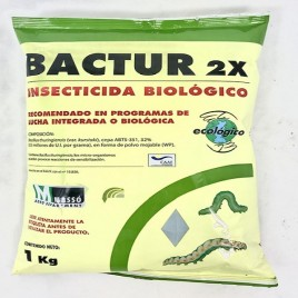 Insecticide BIO Bactur 2X WP 10g