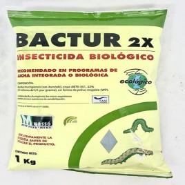 Insecticide biologique Bactur 2X WP 10g