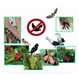 Repelin aves en bolsas 250 gr