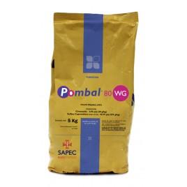 Fungicida POMBAL 80 WP (Fosetil-Al 80%) 5Kg