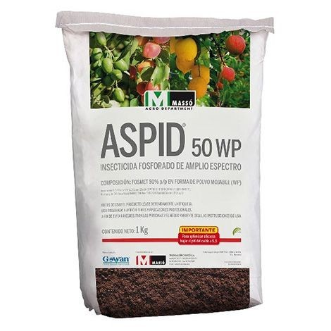 Insecticide Aspid 50WG (PHOSMET 50%) 35g JED