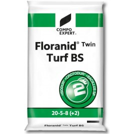 Abono Floranid Twin Cesped 20-5-8  25 Kg