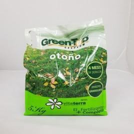 Engrais pour pelouse d'automne 5 kg GreenTop