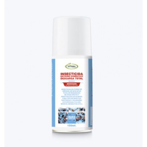 Insecticide Spray Total discharge VITHAL 150 ml