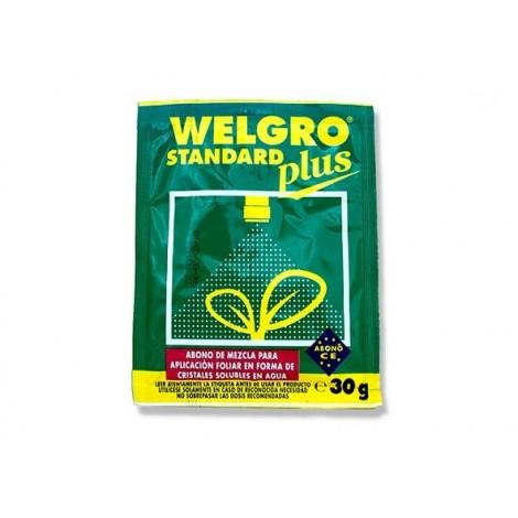 Abono foliar WELGRO Standard 30g