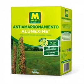 Fungicida para cipreses y césped Alunexine 300gr