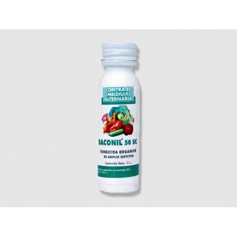 Fungicida Daconil 50 SC (Clortalonil 50%) 30cc