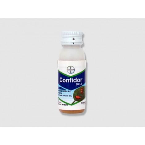 Insecticida Confidor 20 LS de 10 cc (IMIDACLOPRID 20%)