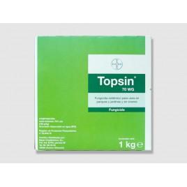 Fongicide systémique Topsin 70WG de 1 Kg