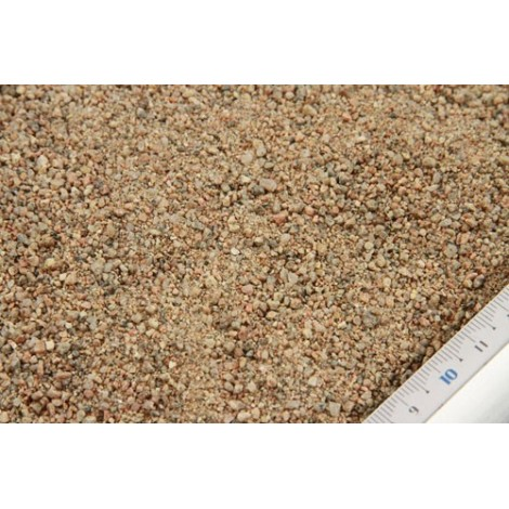 Sand substrate in big bag