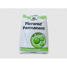 Permanent Floranid slow release fertilizer of 25 kg