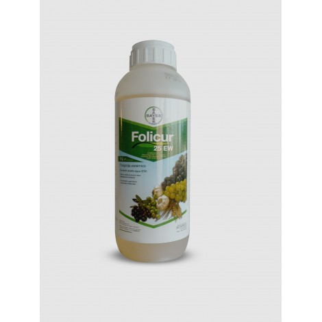Fungicida Folicur (Tebuconazol 25%) de 1l