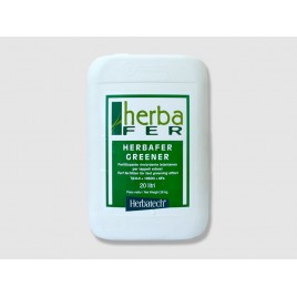 Leaf fertilizer Herbafer greener de 20l