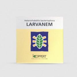 Nematodos larvanem 50 millones (coleopteros)