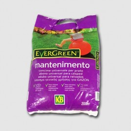 Evergreen Grass Mantenance Plus 20-5-8, 4Kg