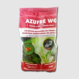 Insecticida Antioidio Azufre WG 1 kg