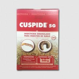 Insecticida granulado CUSPIDE 5G de 500g JED