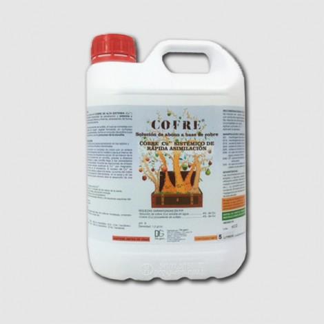 Protector contra hongos biologico COFRE de 5 lt