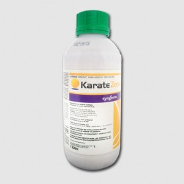 Insecticide KARATE ZEON 10CS de 1 lt (10% LAMBDA CIHALOTRIN)