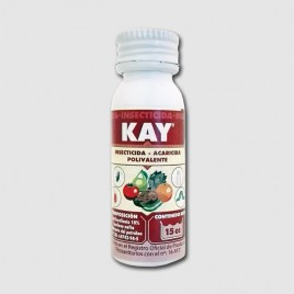 Insecticida KAY de 15 cc JED