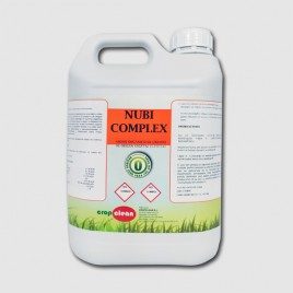 Nubi NK fertilizer liquid organic complex of plant 5L