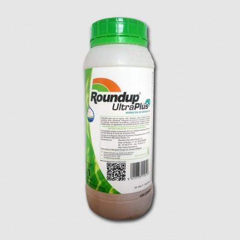 Herbicide total Roundup de 1l