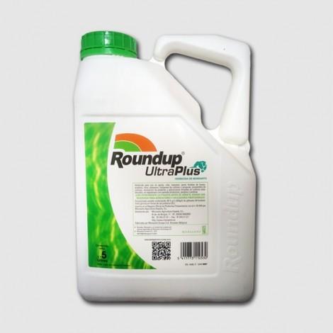 Herbicida Roundup Ultraplus de 5l (GLIFOSATO 36%)