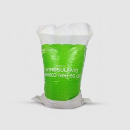 Fertilizer ammonium nitrosulfat 26%  25kg