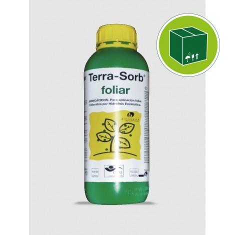 Adob Terra Sorb foliar amoniàcids - Caixa 10x1L