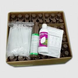 Pack inyect con insecticida (56 inyecciones + insecticida +  inyectores)