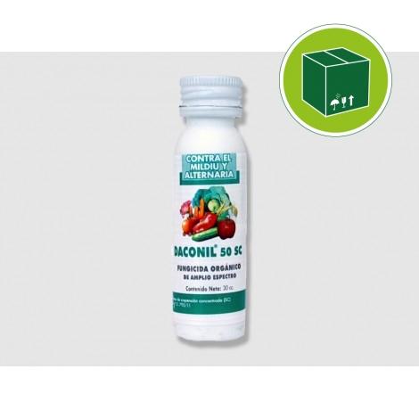 Contact fungicide Daconil 50SC BOX 30x30 cc