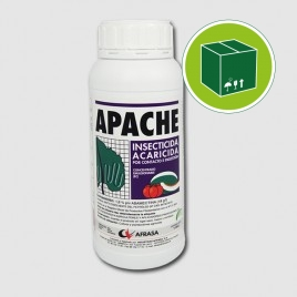 Insecticide Apache (ABAMECTINA 1.8%) BOX 10x1L