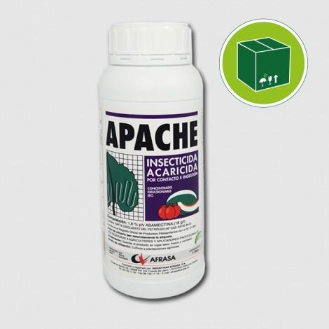 Insecticida Apache (ABAMECTINA 1.8%) CAJA 10x1L