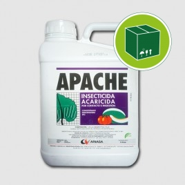 Insecticida Apache (ABAMECTINA 1,8%) CAJA 4x5L